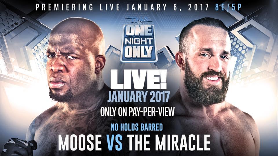 Mike Bennet vs. Moose