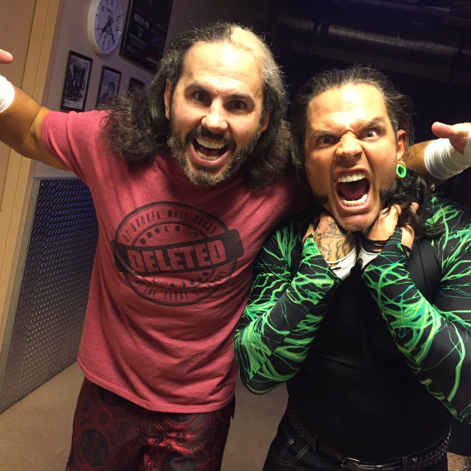 WWE: Matt e Jeff Hardy ad un bivio, possibile un contratto ...