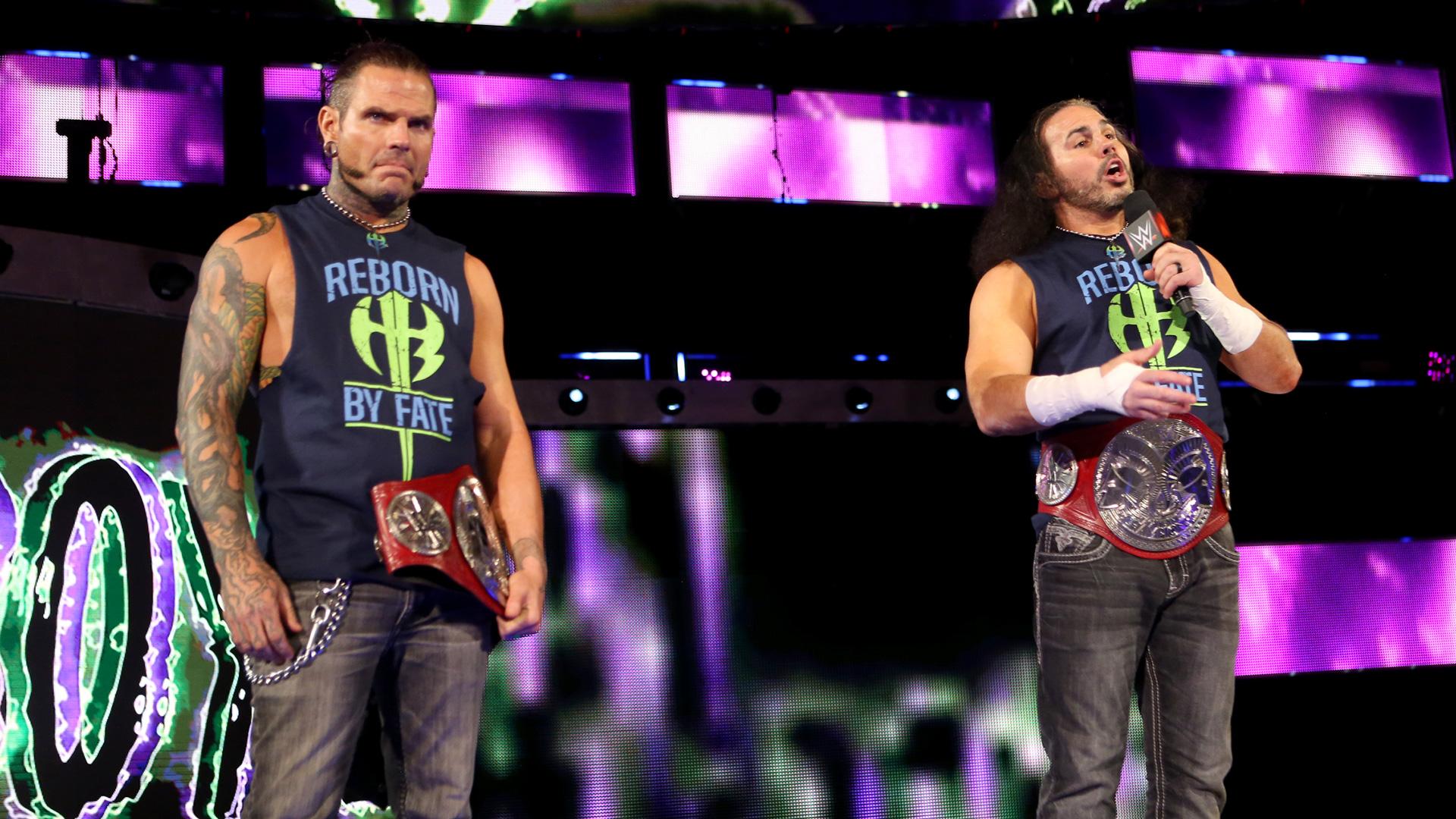 WWE: Impact continua ad ostacolare Matt Hardy, ecco l ...