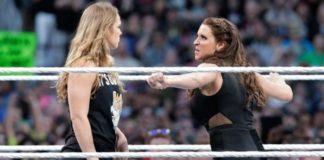 Stephanie McMahon e Ronda Rousey