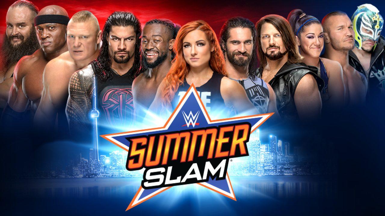 WWE SPOILER: Gradita sorpresa durante il Kick Off di SummerSlam 2019