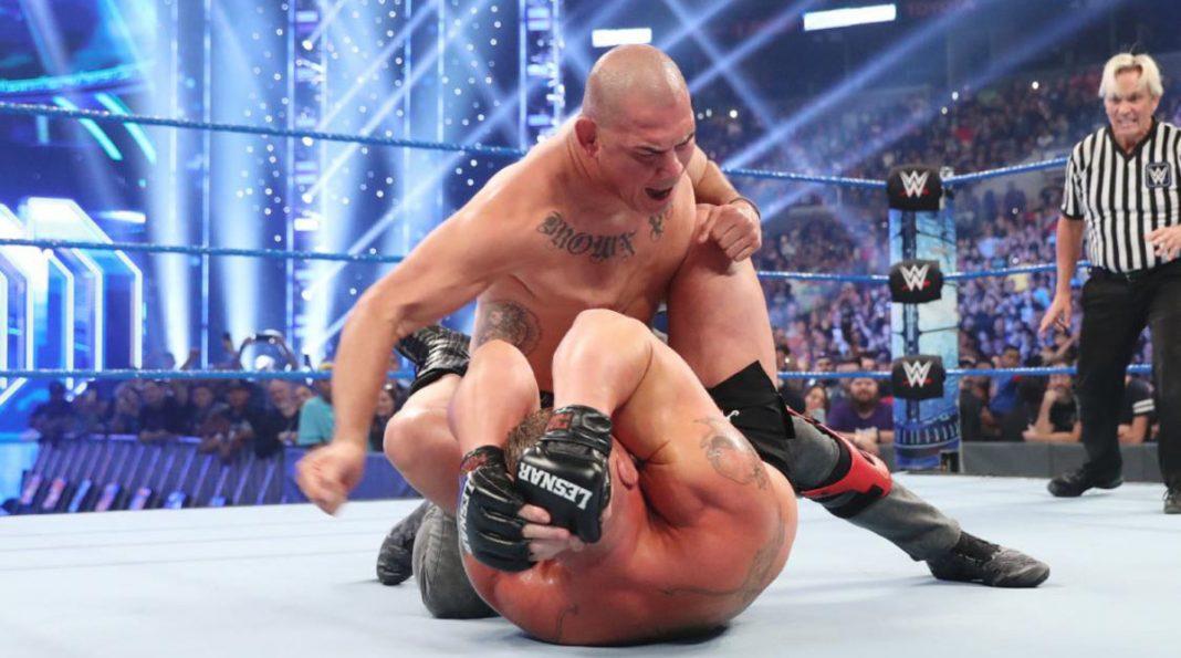 """Cain Velasquez: """"Non serbo alcun rancore per il mio licenziamento, ho imparato molto in WWE"""""""