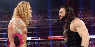 Edge Roman Reigns