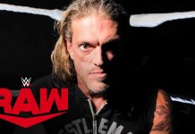 Il promo di Edge a Raw