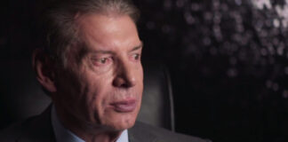 Vince McMahon triste
