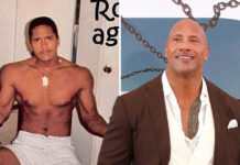the rock young