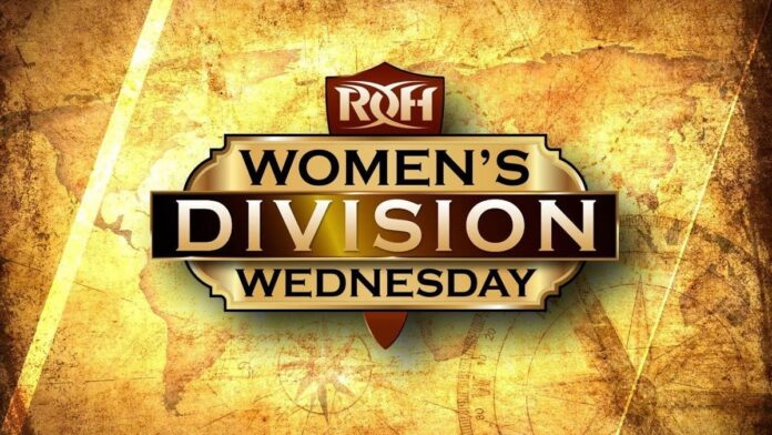 VIDEO: ROH Women's Division Wesneday del 20.10.2021