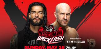 WrestleMania Backlash 2021