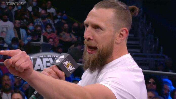 """Bryan Danielson: """"Vi svelo perchè ho scelto la AEW"""""""