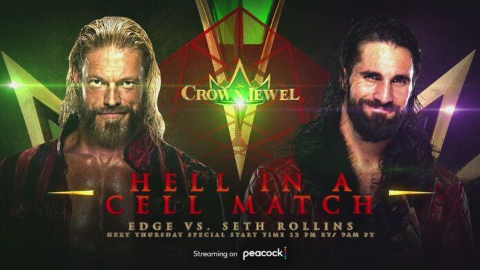 WWE: Un incredibile Hell in a Cell per chiudere la rivalità tra Edge e Seth Rollins