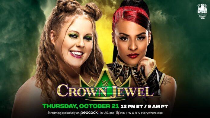 WWE: Incoronata la prima storica vincitrice del Queen's Crown Tournament!