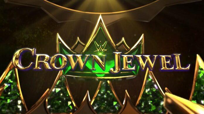 RISULTATI: WWE Crown Jewel 2021