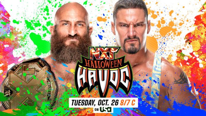 WWE: Possibile clamoroso spoiler su NXT Halloween Havoc di questa notte