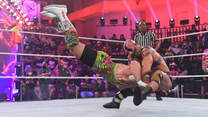 """WWE: Ciampa e Breakker si sono sfidati per l'NXT Title, per uno dei due è stato un """"finale da favola"""""""