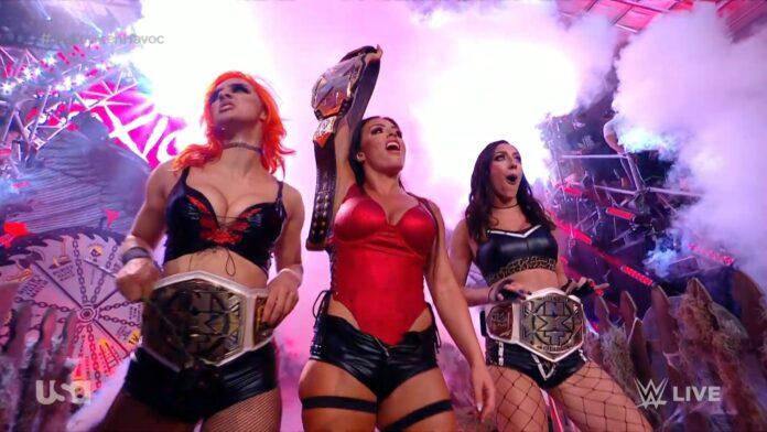WWE: L'ottimo Halloween Havoc fa salire parecchio NXT 2.0 negli ascolti