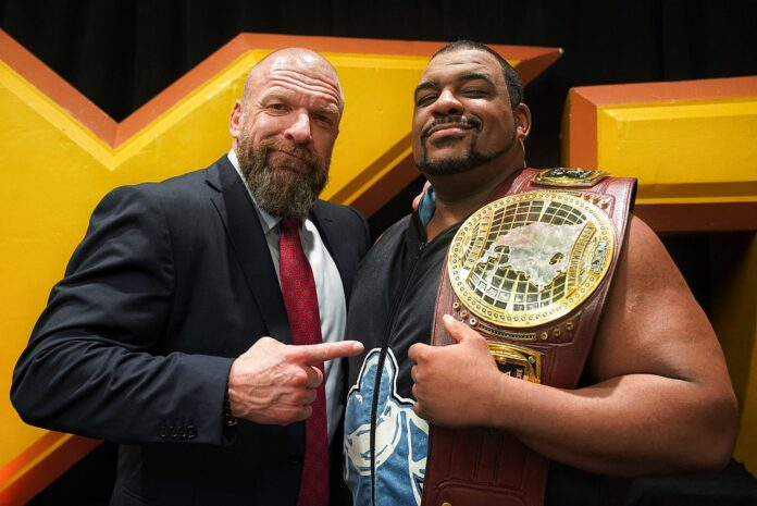 "Keith Lee: ""Triple H avrebbe voluto trattenermi a NXT"""